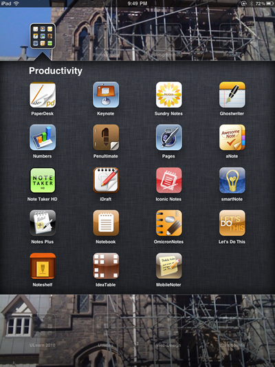 Inside an iPad 4.2 (Beta) folder